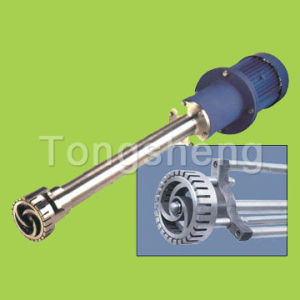 Sanitary Stainless Steel High Shear Blender (TRH)