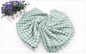 Cotton Shawls (12-BR010508-3.1) pictures & photos