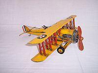 Vintage Model Airplanes