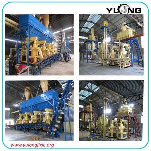 XGJ560 Biomass Wood Pellet Production Line pictures & photos