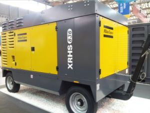 Atlas Copco Portable Screw Air Compressor (XRHS836) 22.2m3/Min, 20bar pictures & photos