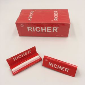 Good Quality Smoking Rolling Paper (107*54) pictures & photos