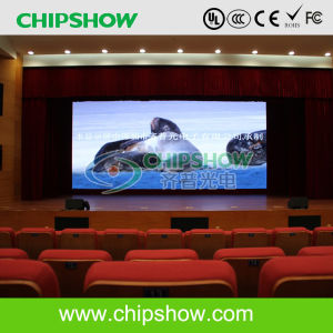 Chipshow China Hot Sells HD Advertising P6 Indoor LED Display pictures & photos