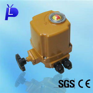 Mini Quarter-Turn Valve Actuator (QH1)