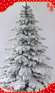 Snow Covered Christmas Tree (S316)