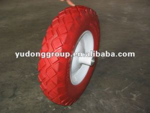 PU Foam Wheel 4.80/4.00-8 pictures & photos