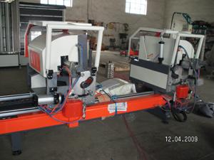Aluminum Windows Machine (Aluminum Cutting Saw Machine) (LJJZ2-500*4200) pictures & photos