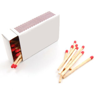 Safety Match Box Striking Paper /Full Striker/ DOT Striker pictures & photos
