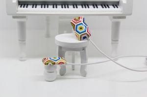 Colorful Printing in-Ear Earphones