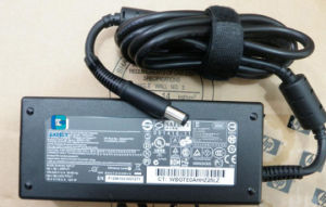 Original Laptop AC Adapter for HP 18.5V 6.5A 120W Pin Inside pictures & photos