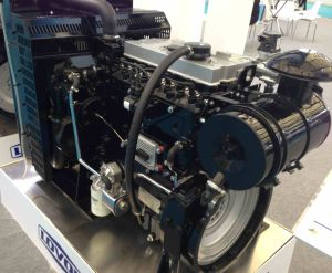 Lovol Natural Gas Engine (1004NG 30kw) pictures & photos