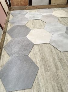 Building Material Floor Tile Six Corners Rustic Flooring pictures & photos