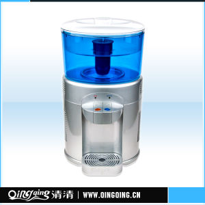 Hot Desktop Water Dispenser with Filter Bottle pictures & photos