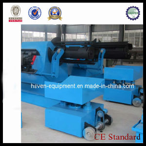 Hydraulic Steel Coil Uncoiler Machine (HU-10T/1300) pictures & photos