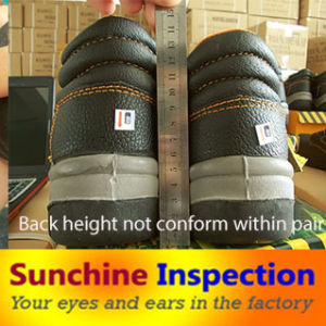Shoes Inspection Service / Pre-Shipment Inspection / Third Party Inspection with 10 Years of Experience in Shoes Quality Control pictures & photos