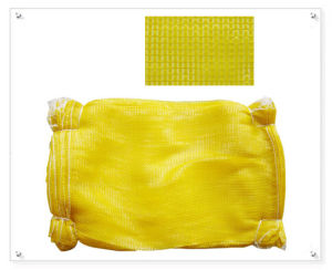 PP Leno/Mesh/Net Bag for Fruit, Vegetable, Potato Packing pictures & photos