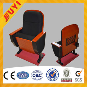 Wooden Panel Theater Chair Seating, Lecture Hall Chair, Music Hall Chair. Cinema Seats pictures & photos