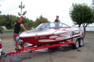 Wakecraft Z8r High Speed Boat