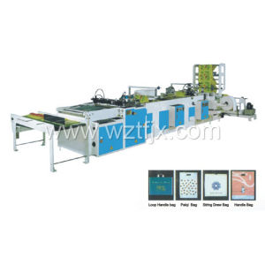 Fully Automatic Soft-Bag Bag Machine (TF-800ZD)