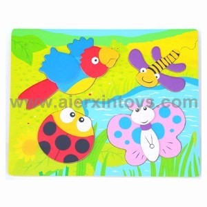 Wooden Puzzle of Cute Animals (81219 TO 81223) pictures & photos
