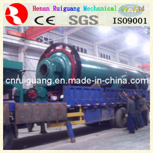 Energy-Saving Ball Mill for Minerals (RGBM5)