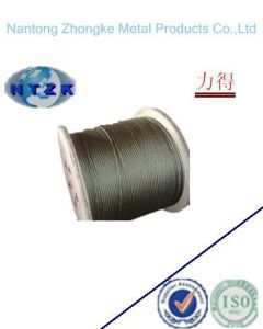 Steel Wire Rope for Lifting (6X19+FC) pictures & photos