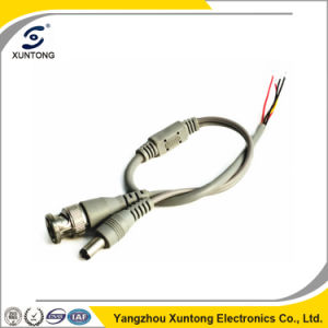 BNC DC Connector Cable BNC Video DC Power Cable pictures & photos