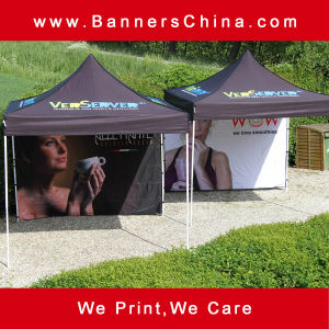 Outdoor Advertising Promotion Fabric Tents pictures & photos