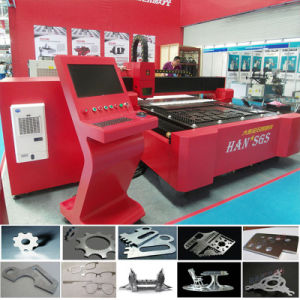 CNC Metal Fiber Laser Cutting Machine with Low Price and Good Quality pictures & photos