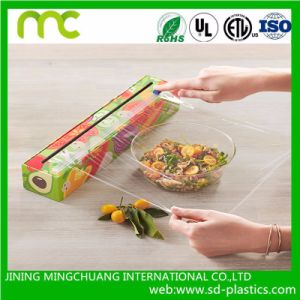 Packaging PVC/PE Food Wrap Cling Film pictures & photos