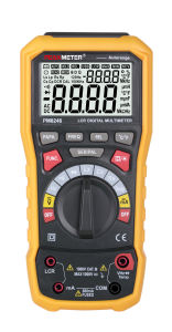 6000 Counts with Pm8246 Lcr Digital Multimeter