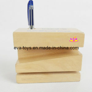 Wooden Pen Holder,Craft (W02A001) pictures & photos