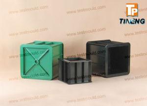 Plastic Cube Mould for Mading Concrete Specimen pictures & photos