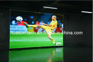 Flexible Foldable LED Curtain Display pictures & photos