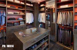 Popular Europe Walk in Closet Wardrobe for Bedroom pictures & photos