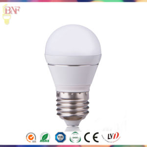 G45 PC LED Factory Light Bulbs E27 3W/5W with Hangzhou Lighting pictures & photos