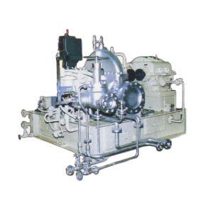 Small Steam Turbine (High Speed)