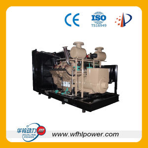 Natural Gas Generator 20-500kw, Fuel: LPG/CNG/Biogas, Open Type /Silent Type pictures & photos