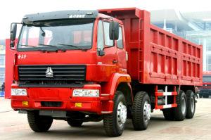Sinotruk Golden Prince 8*4 Dump Truck