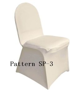 Spandex Chair Covers Pattern Sp-3
