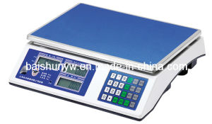 Electronic Price Computing Scale (ACS-759) pictures & photos