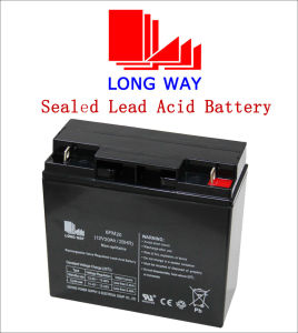 20ah Rechargeable UPS Lead Acid Battery 12volt pictures & photos