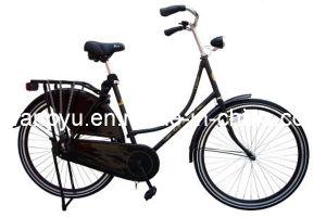 26′′ Black Oma Bike (YYP-OMA-BIKE-024)