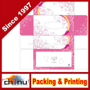 OEM Custiomized Custom Tissue Packaging Paper Box (1248) pictures & photos