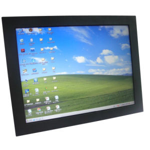 10.4inch Industrial Panel Mount Monitor (AT-S104P21_02F)
