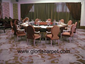 Hand Tufted / Wool / Xian Restaraunt Carpet pictures & photos