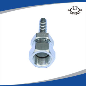 Double Hexagon Metric Female 60 Degree JIS Pipe Fittings pictures & photos