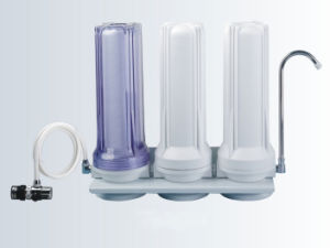 3stages Countertop Water Filtration Qy-Twf-03D pictures & photos
