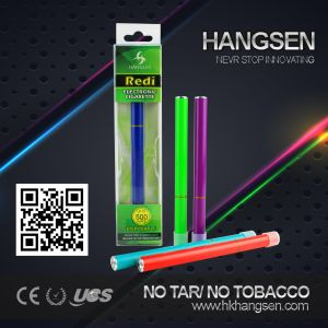 Metal Disposable E Cigarette with Hangsen E Liquid pictures & photos