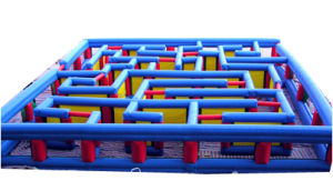 PVC Inflatable Maze for Children